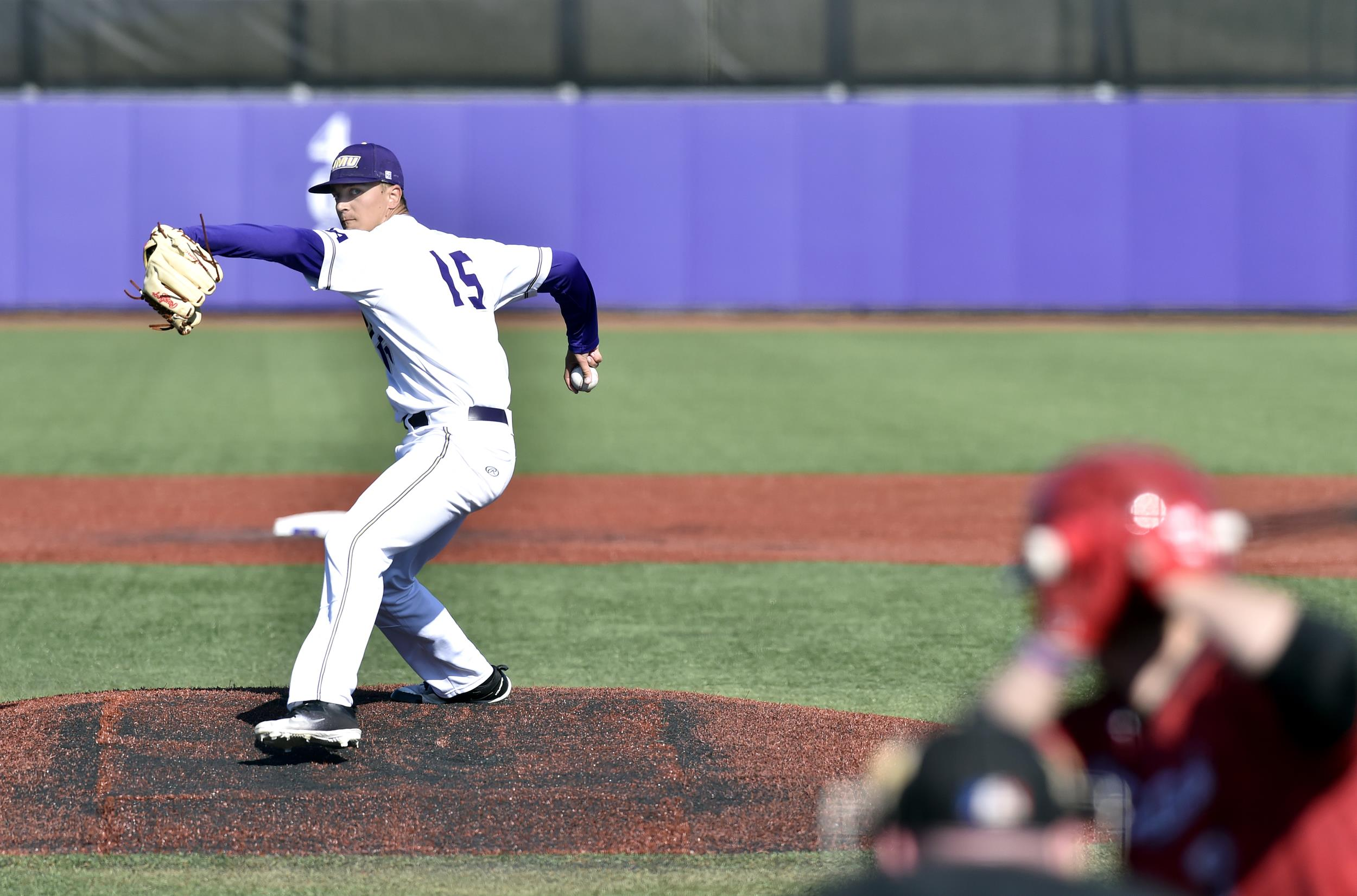Baseball: Bechtold Earns First Win of the Year