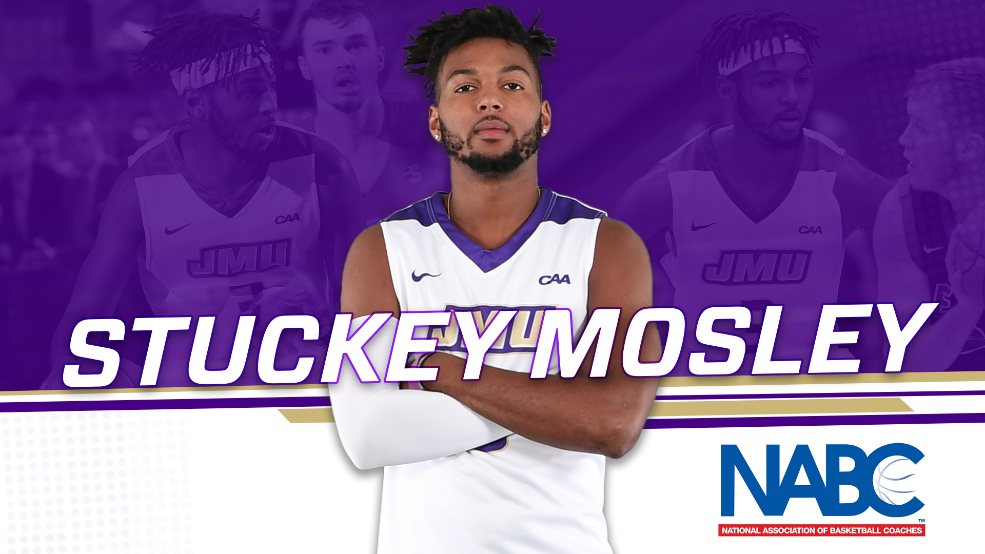 Men's Basketball: Mosley Earns All-District Honors