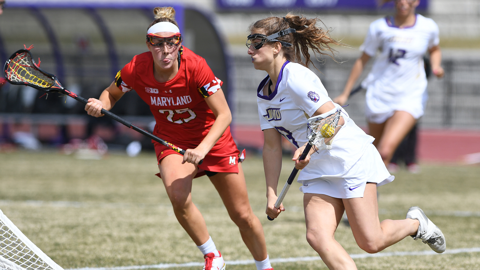 Lacrosse: Dukes Drop Second Straight in Loss to No. 2 Maryland
