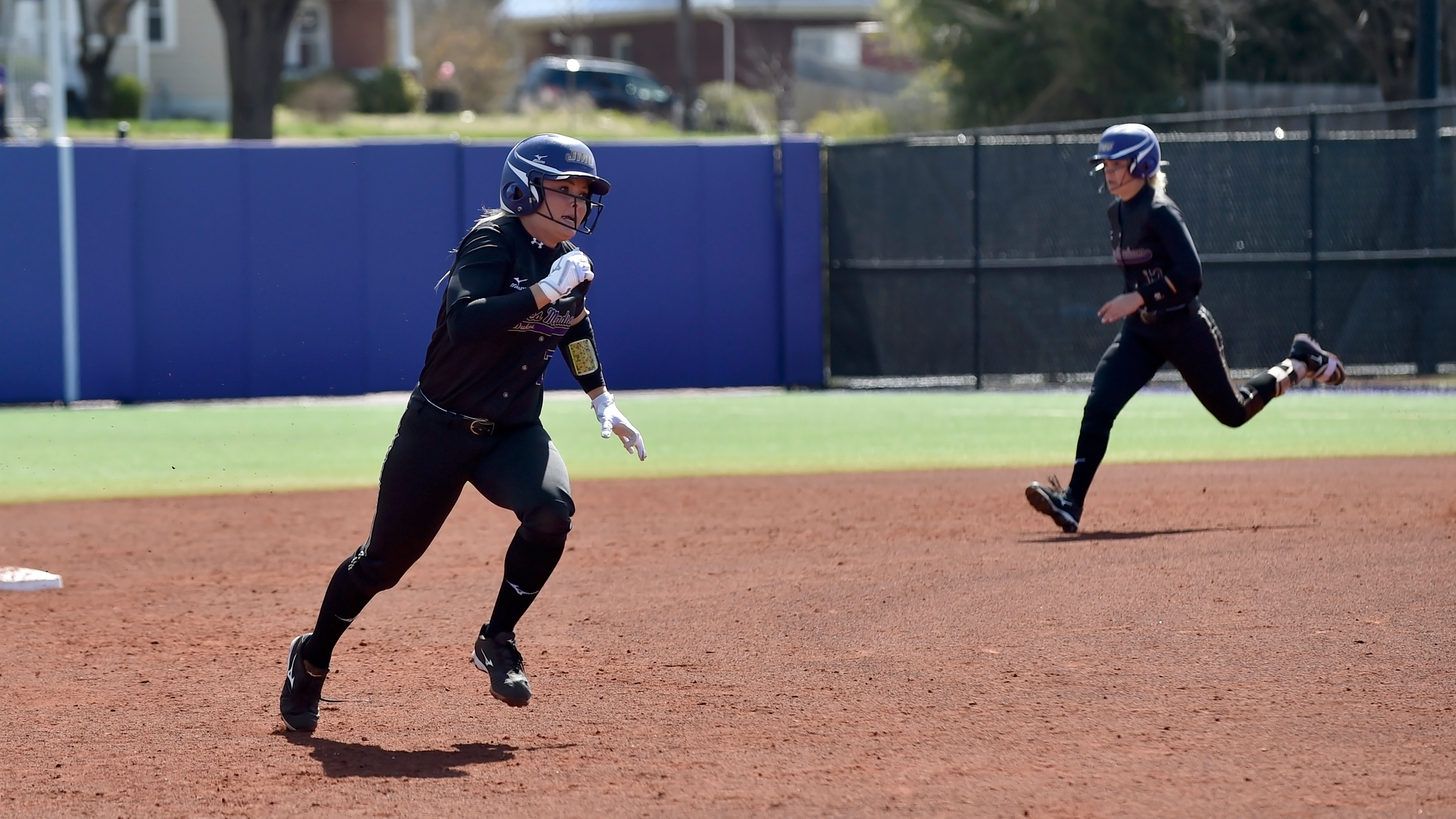 Softball: Dukes Win Opening Series Over Elon