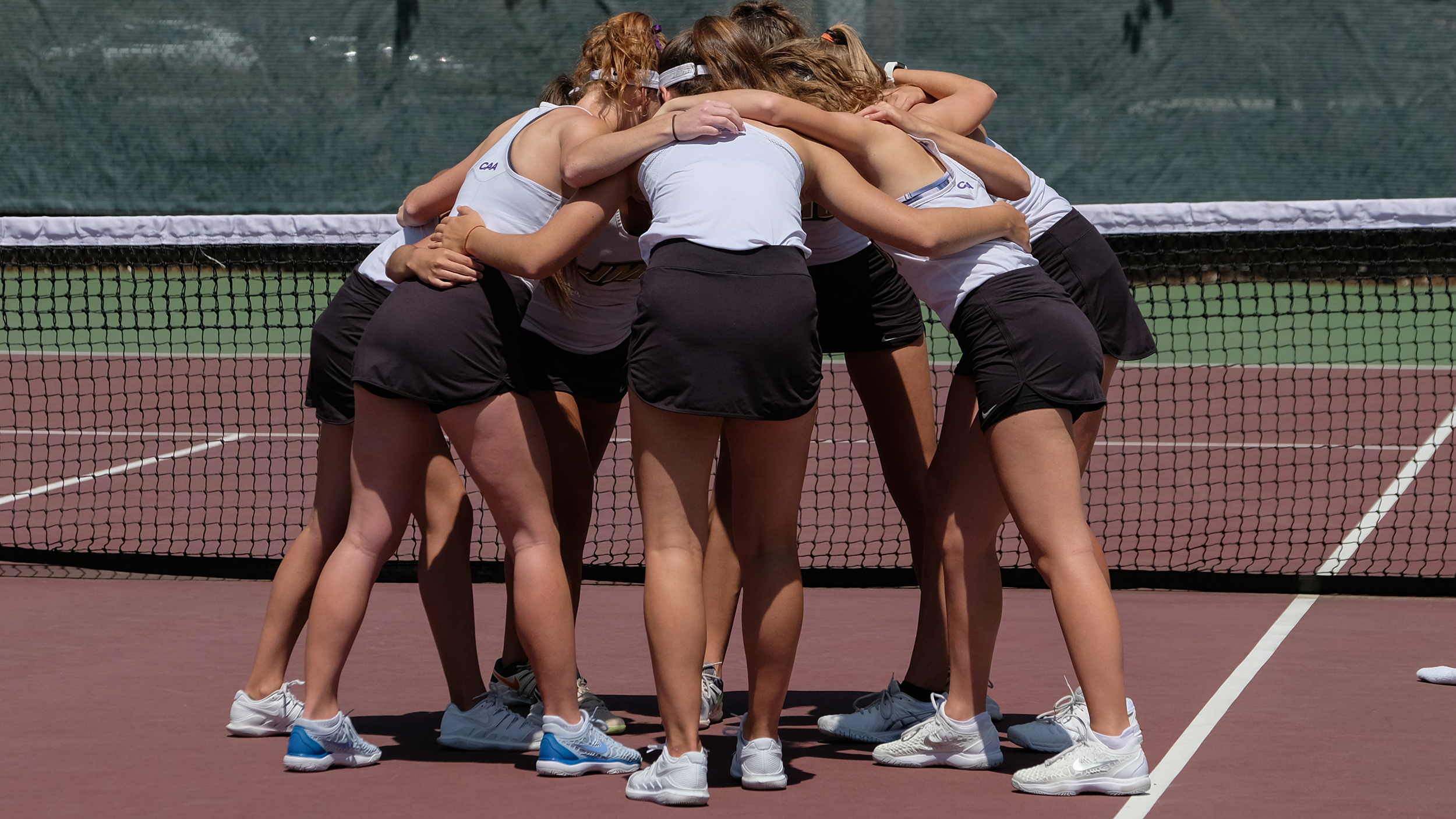 Women's Tennis: Dukes Dominate Tigers in CAA Quarterfinals