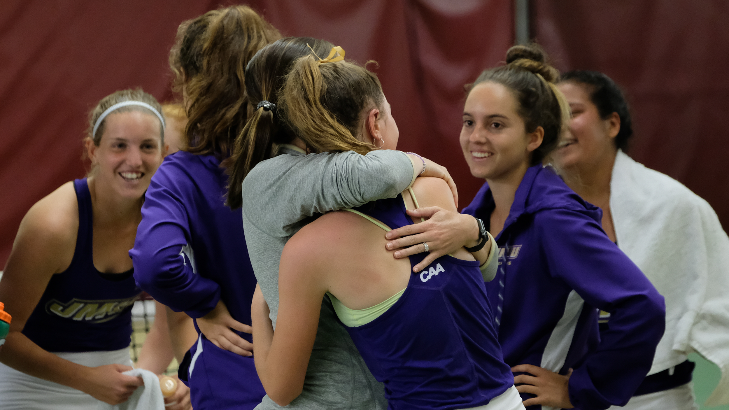 Women's Tennis: Dukes Advance to CAA Final After 4-1 Win vs. Cougars