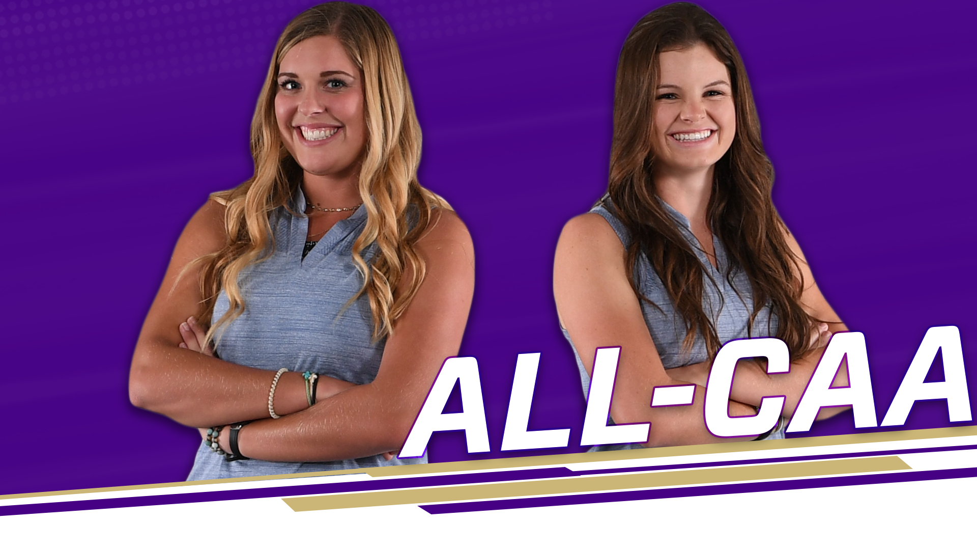 Women's Golf: Comegys, Owens Named to All-CAA Teams