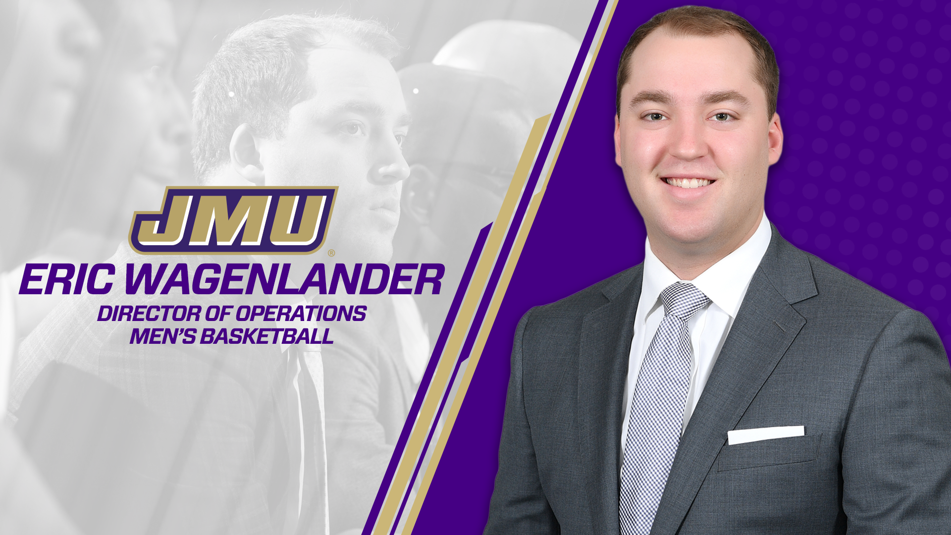 Men's Basketball: Wagenlander Promoted to Director of Operations