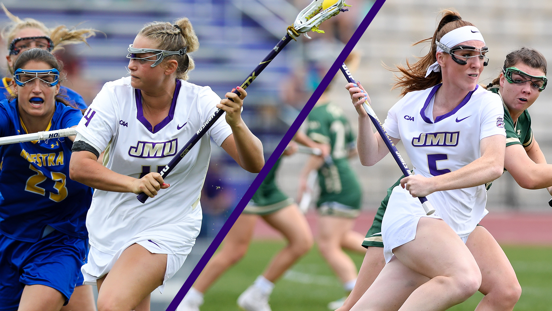 Lacrosse: Haven, Quinlan Named to 2019 IWLCA Senior All-Star Game