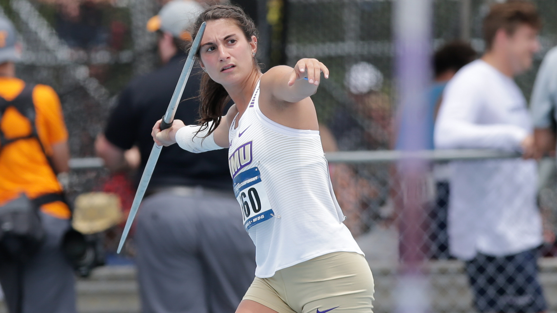 Track & Field: Serratore Competes At NCAA East Prelims