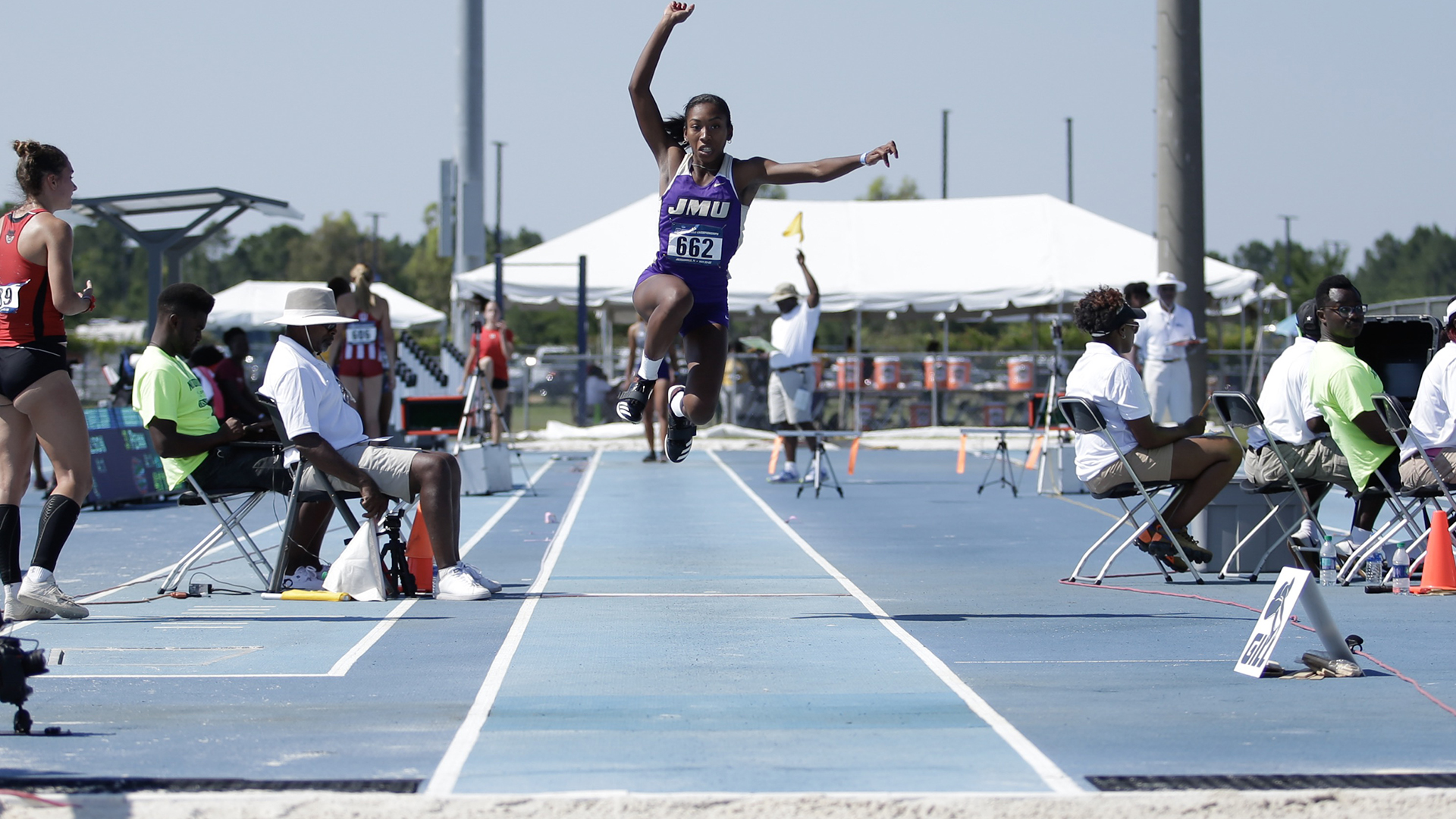 Track & Field: Wilson Competes At NCAA East Prelims