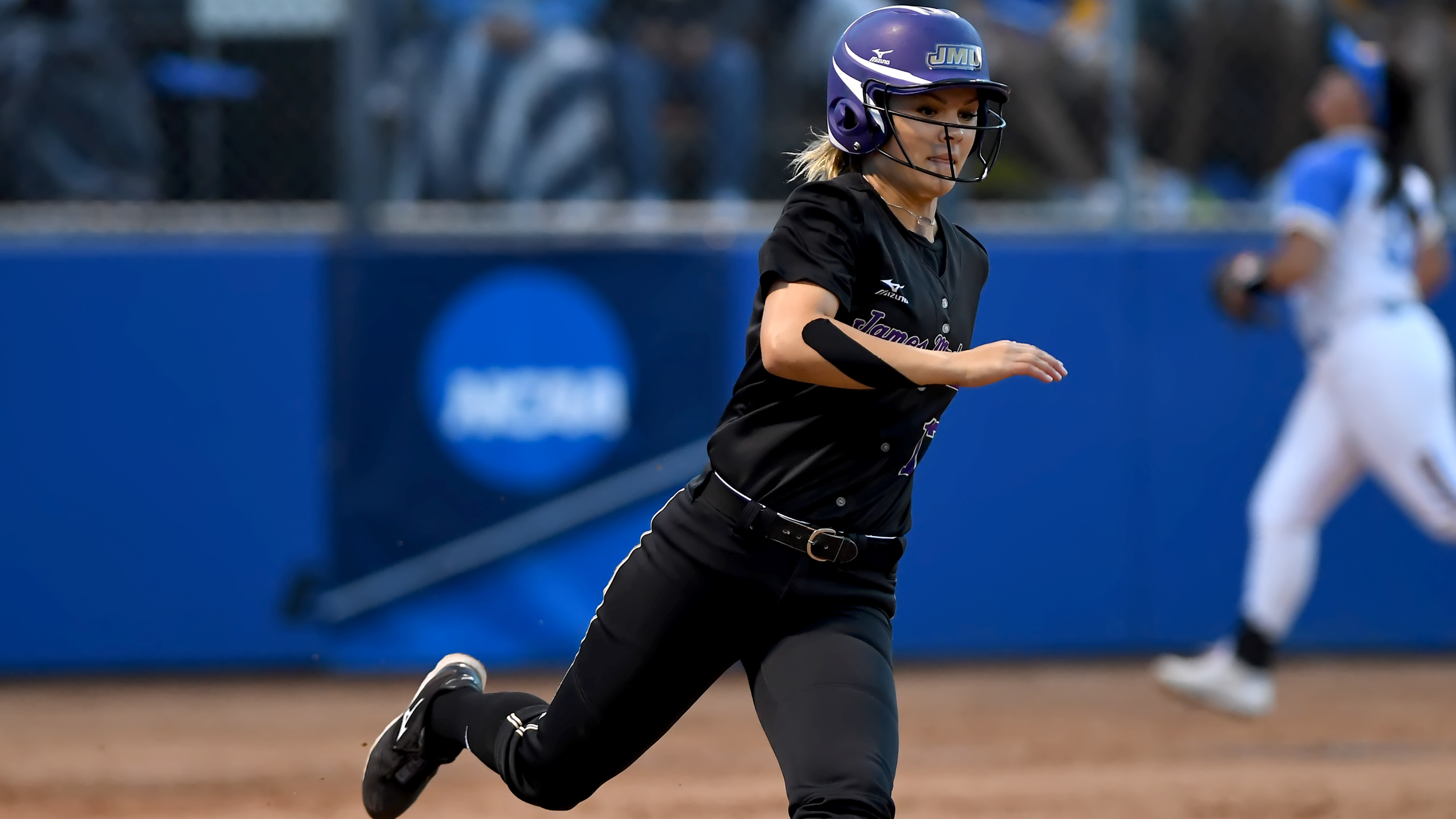 Softball: Dukes Fall to Bruins, 6-1, in Game 1