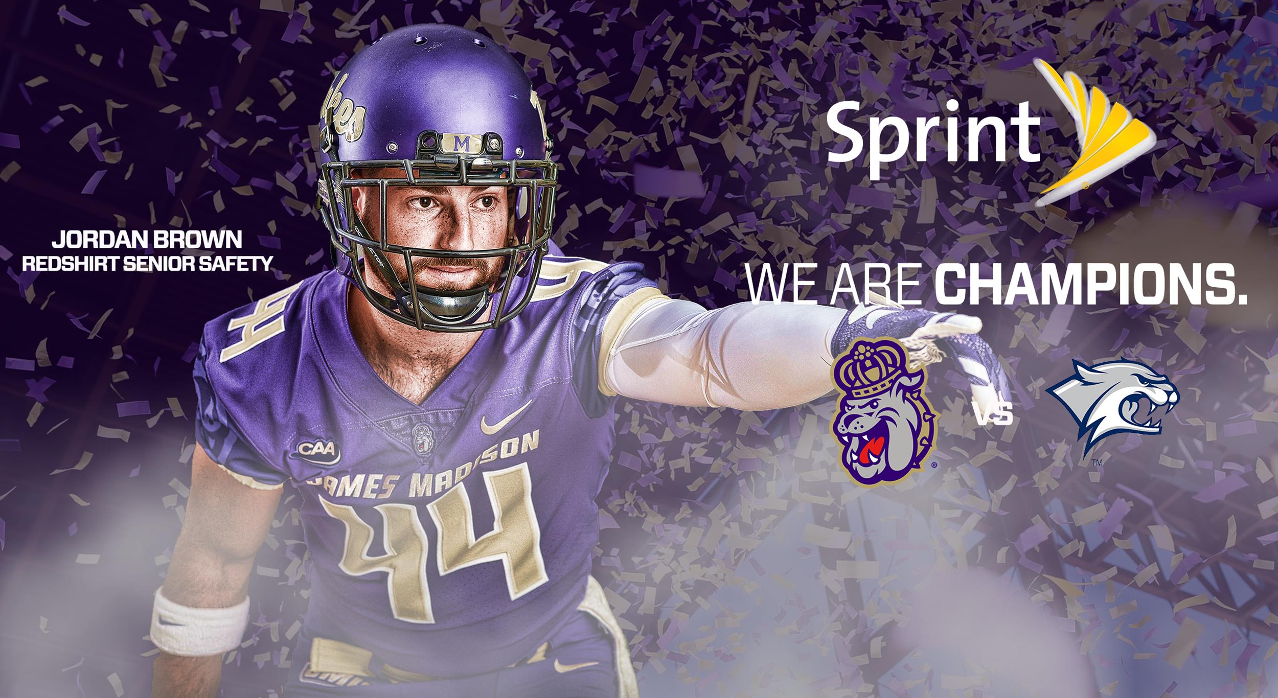 1 Jmu Hosts 17 New Hampshire In Playoff Rematch On Homecoming Weekend James Madison University Athletics