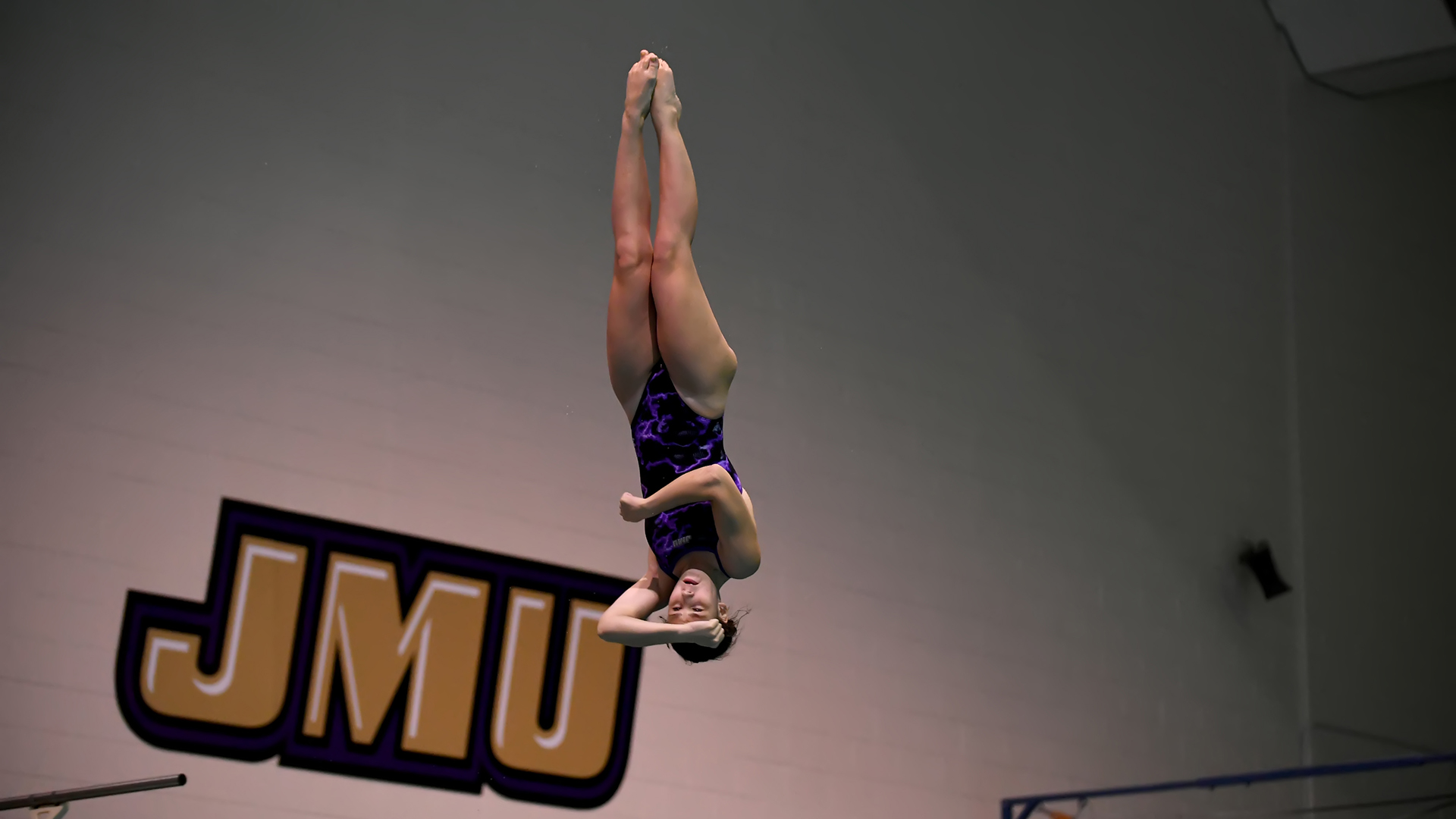 Swimming & Diving: Dukes Place Third Following Day Two of Liberty Invitational