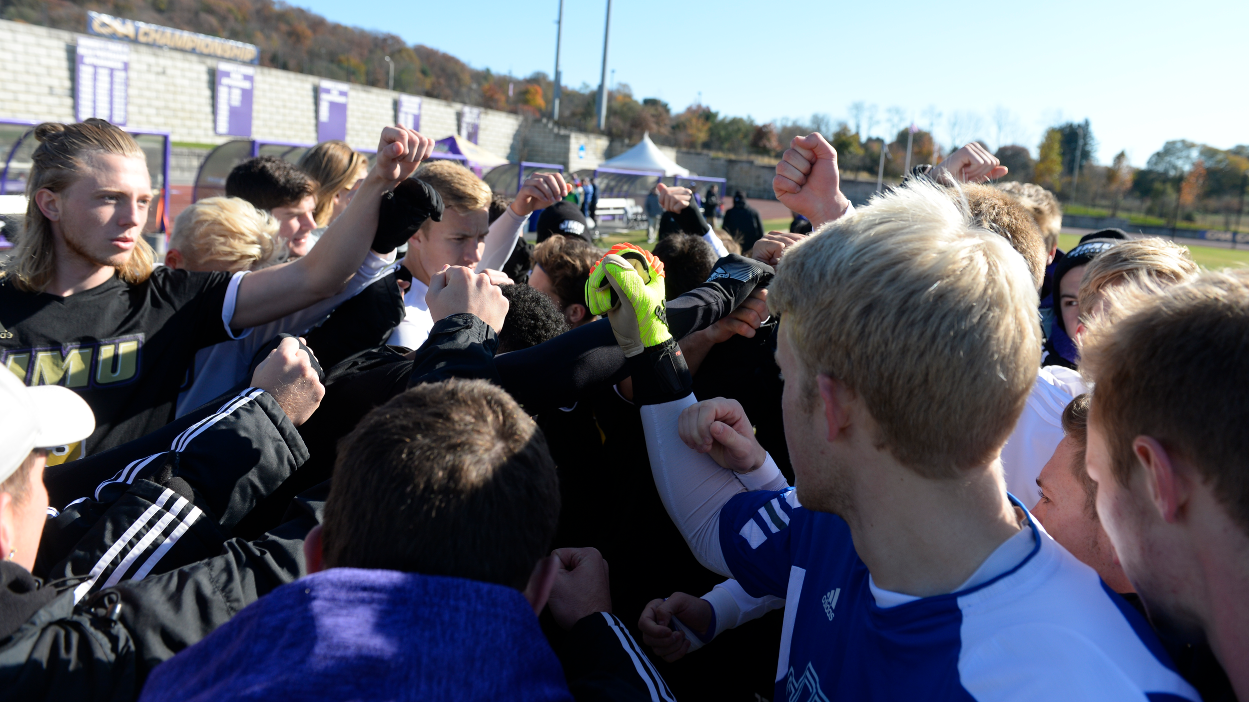 Men's Soccer: Dukes Face UNC in Second Round