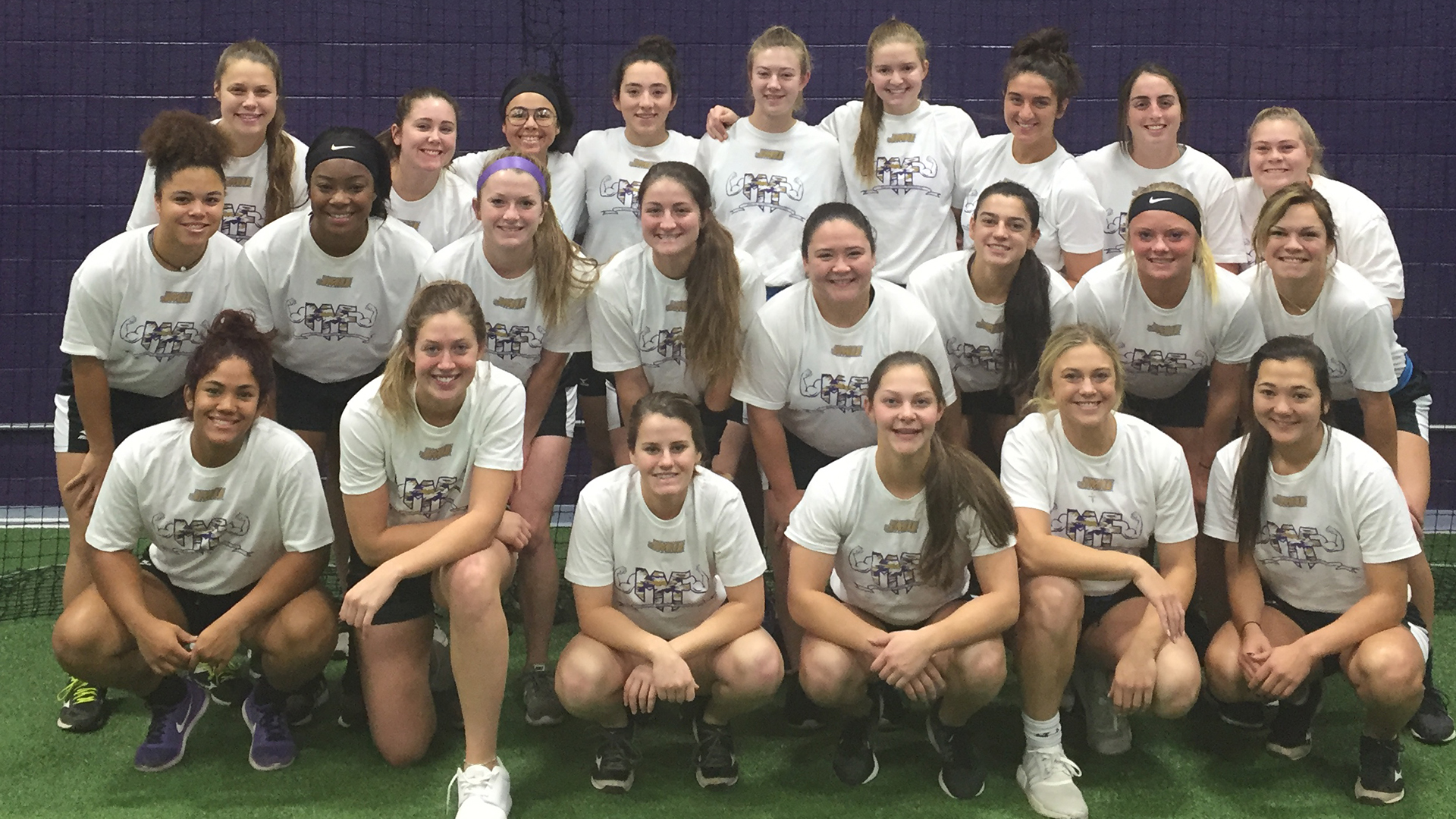 Softball, Community Relations: Softball Supports Muscle Movement Foundation During StrongWoman Week