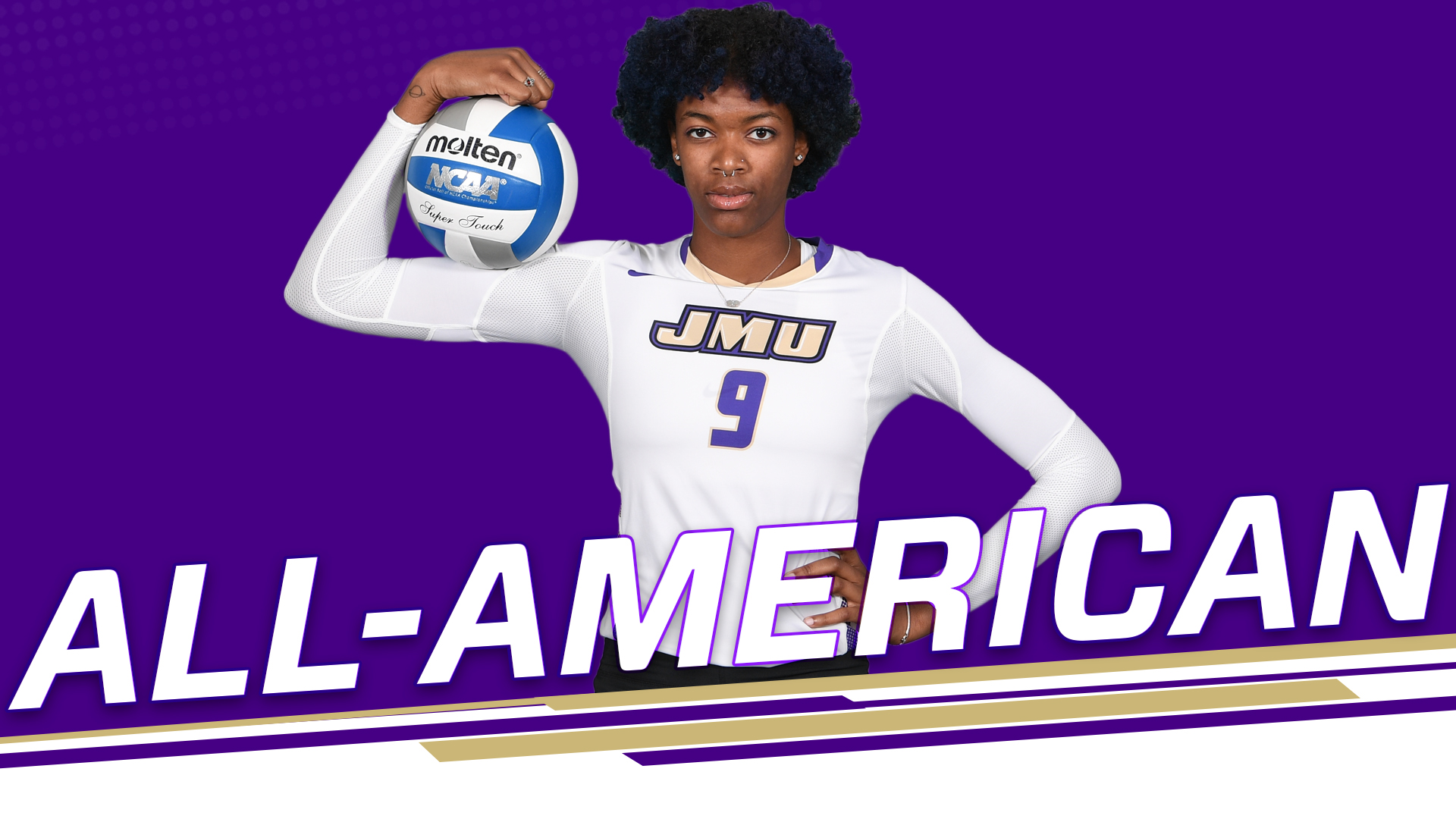 Volleyball: White Earns AVCA All-America Nod