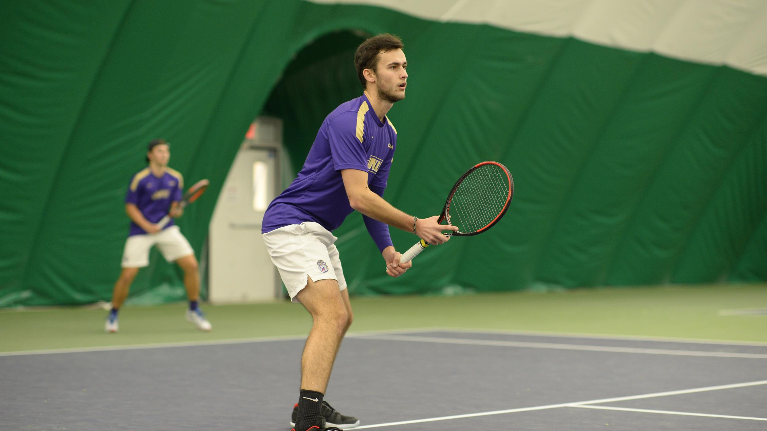 Men's Tennis: Dukes Drop Season Opener to ECU