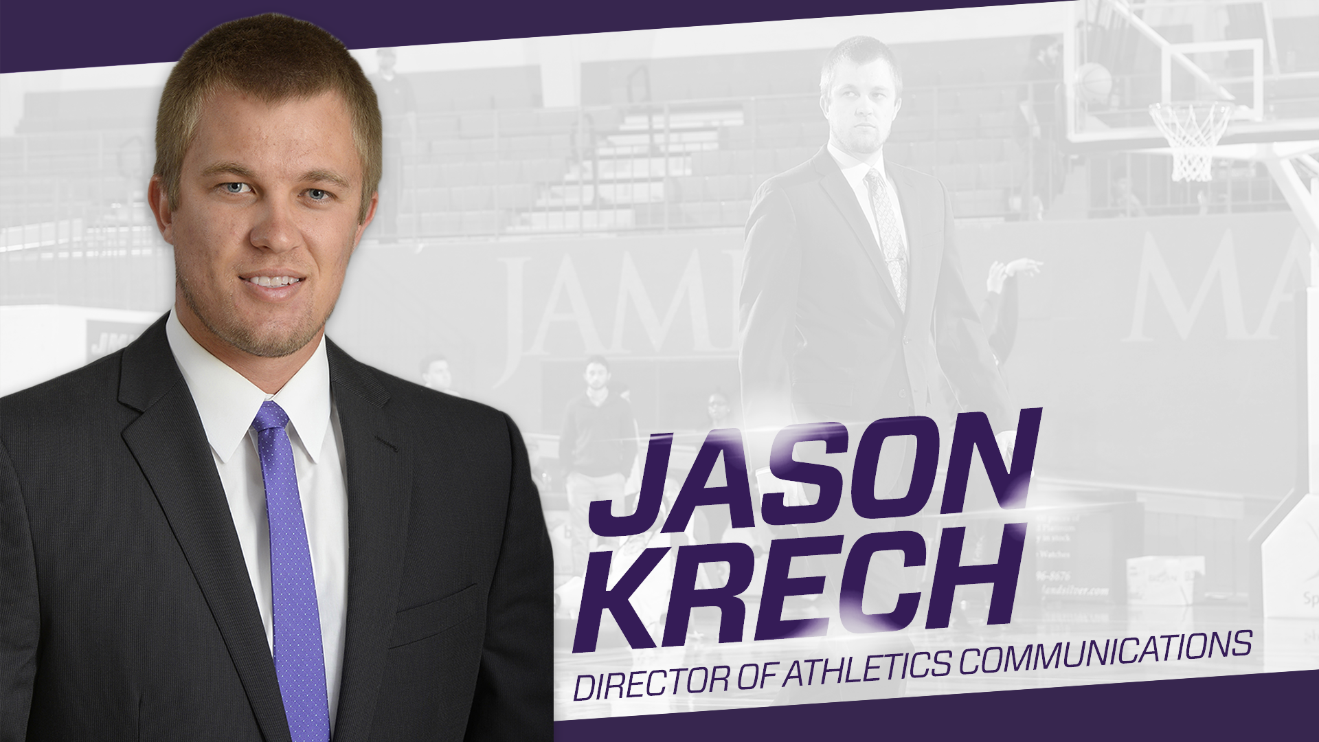Administration: Krech Promoted to Director of Athletics Communications