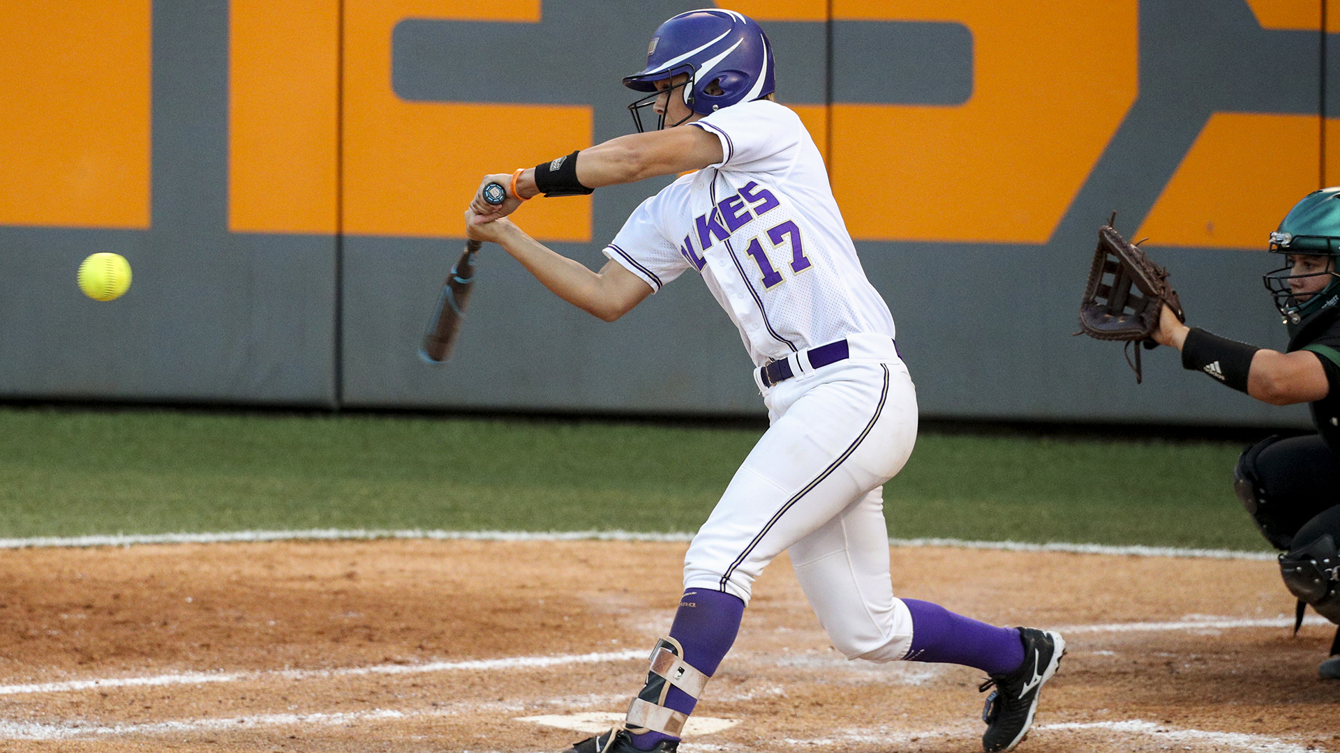 Softball: Dukes Open NCAA Play With 2-1 Victory over Ohio
