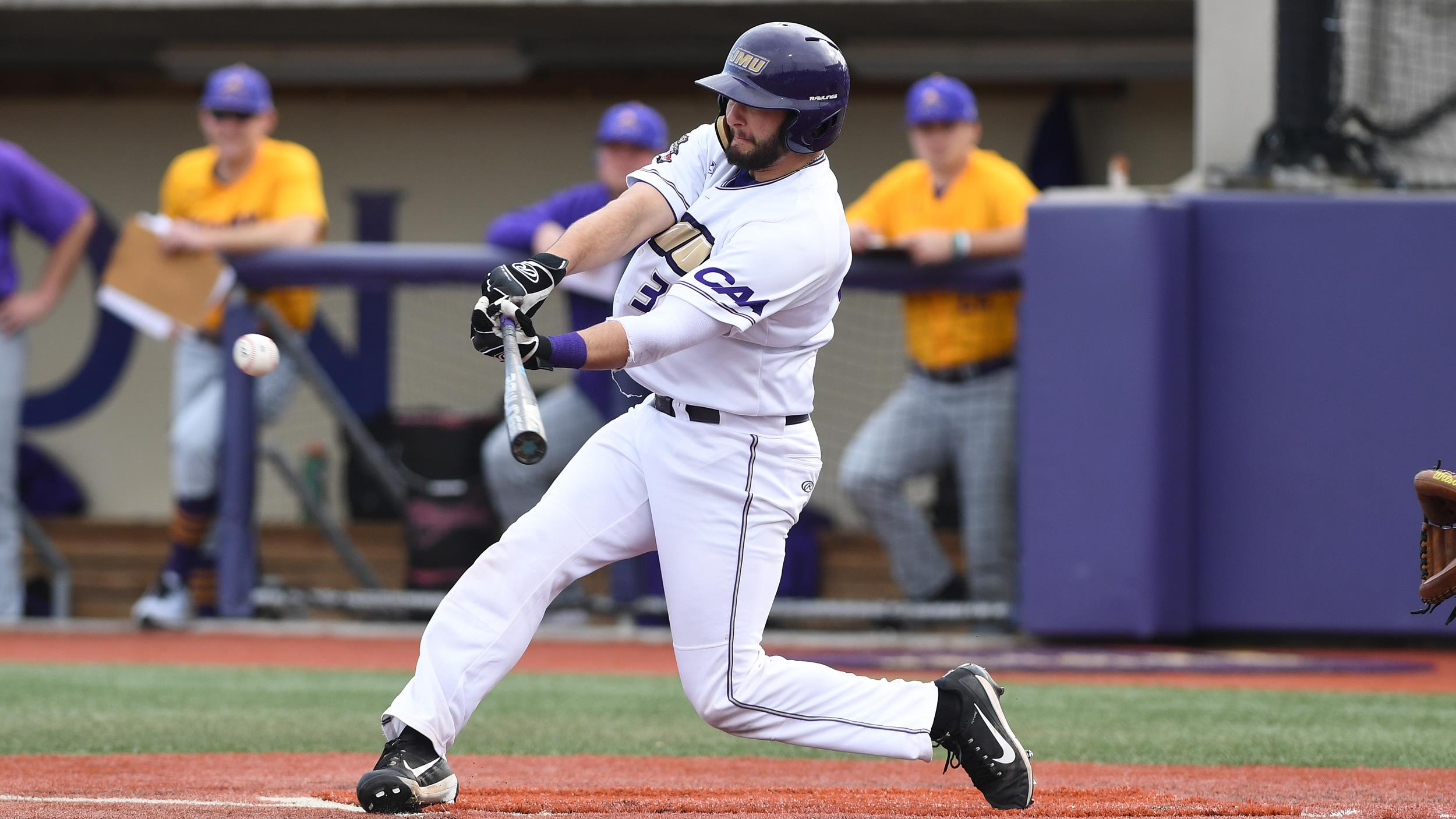 Baseball: Dukes Win Twin Bill, Complete Sweep Against Towson