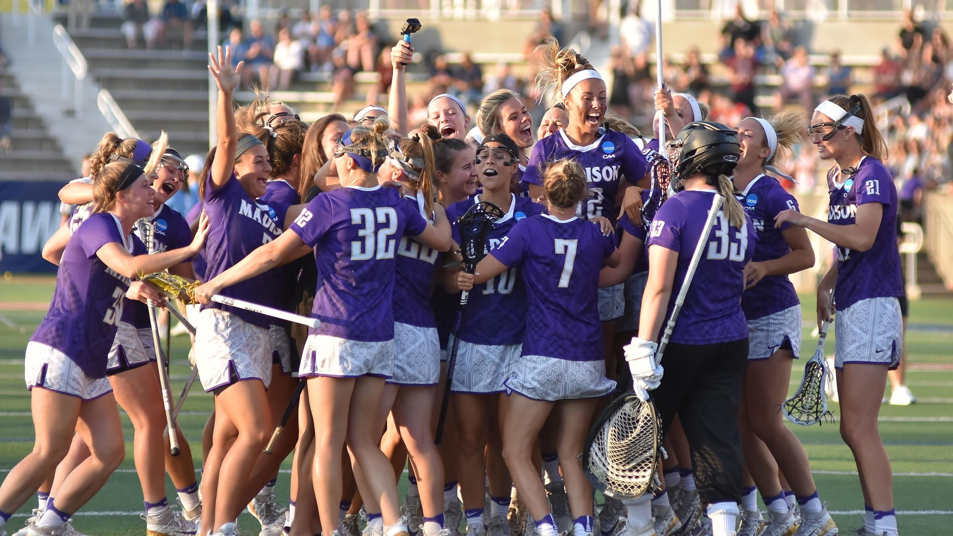 Women's Lacrosse: Dukes Advance to National Championship Game with 15-12 Win over UNC