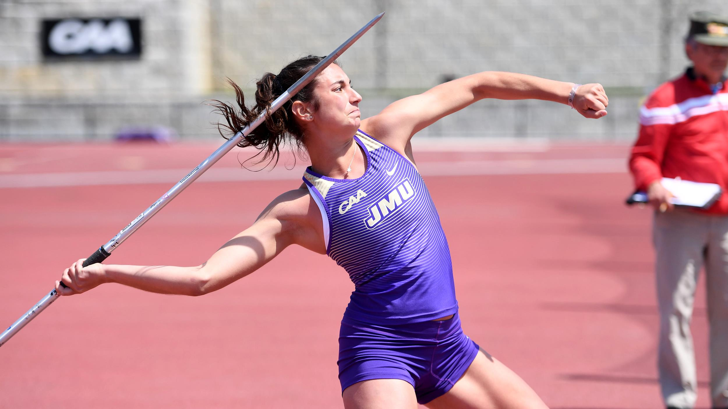 Track & Field: Serratore Ready for NCAA East Preliminary