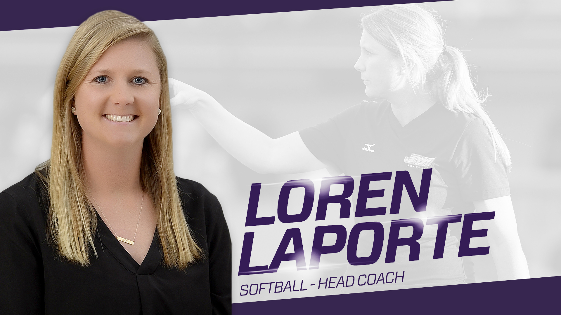 Softball: LaPorte Signs Four-Year Extension as Head Coach of James Madison Softball