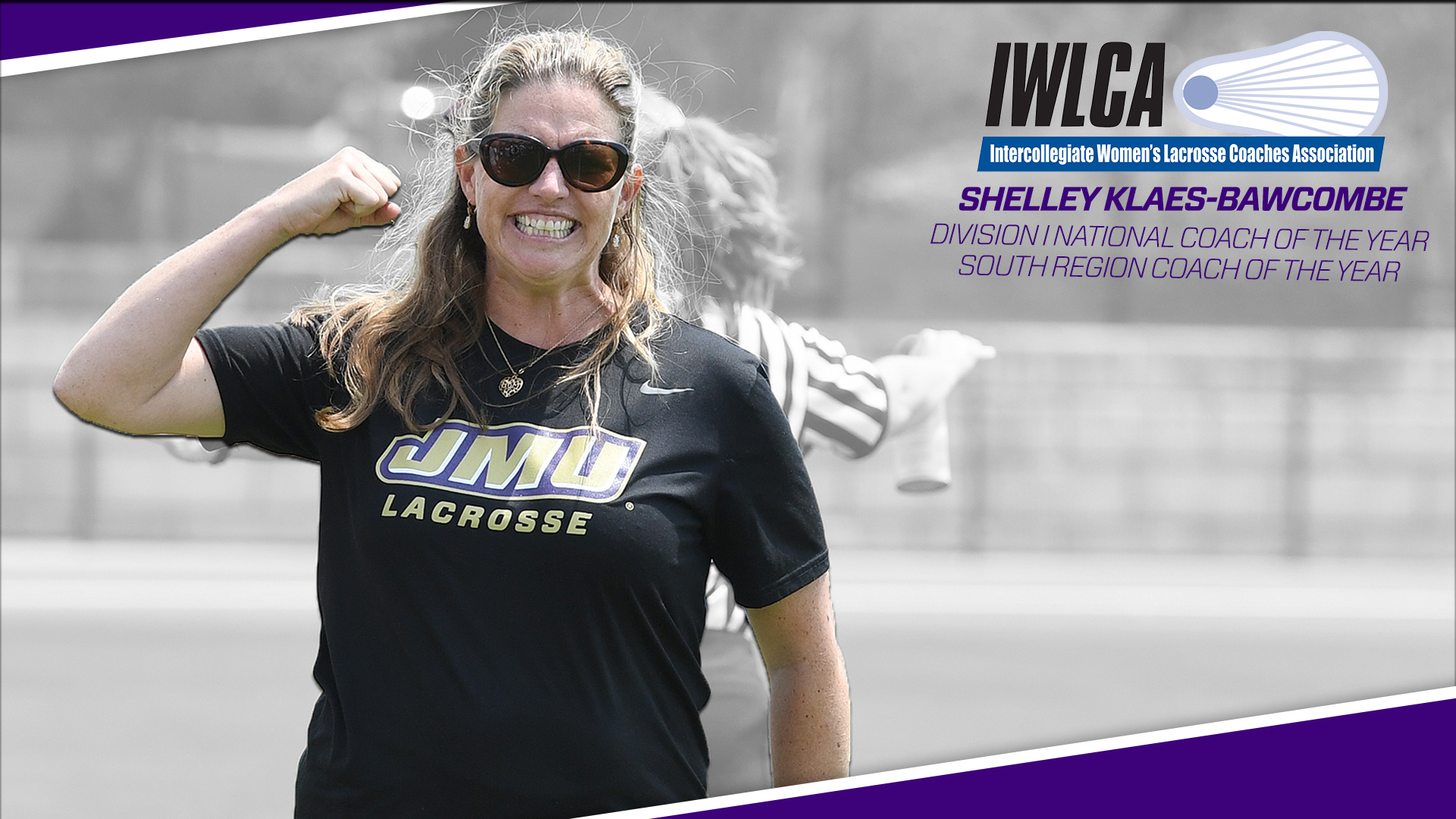 Women's Lacrosse: Klaes-Bawcombe Voted IWLCA National Coach of the Year