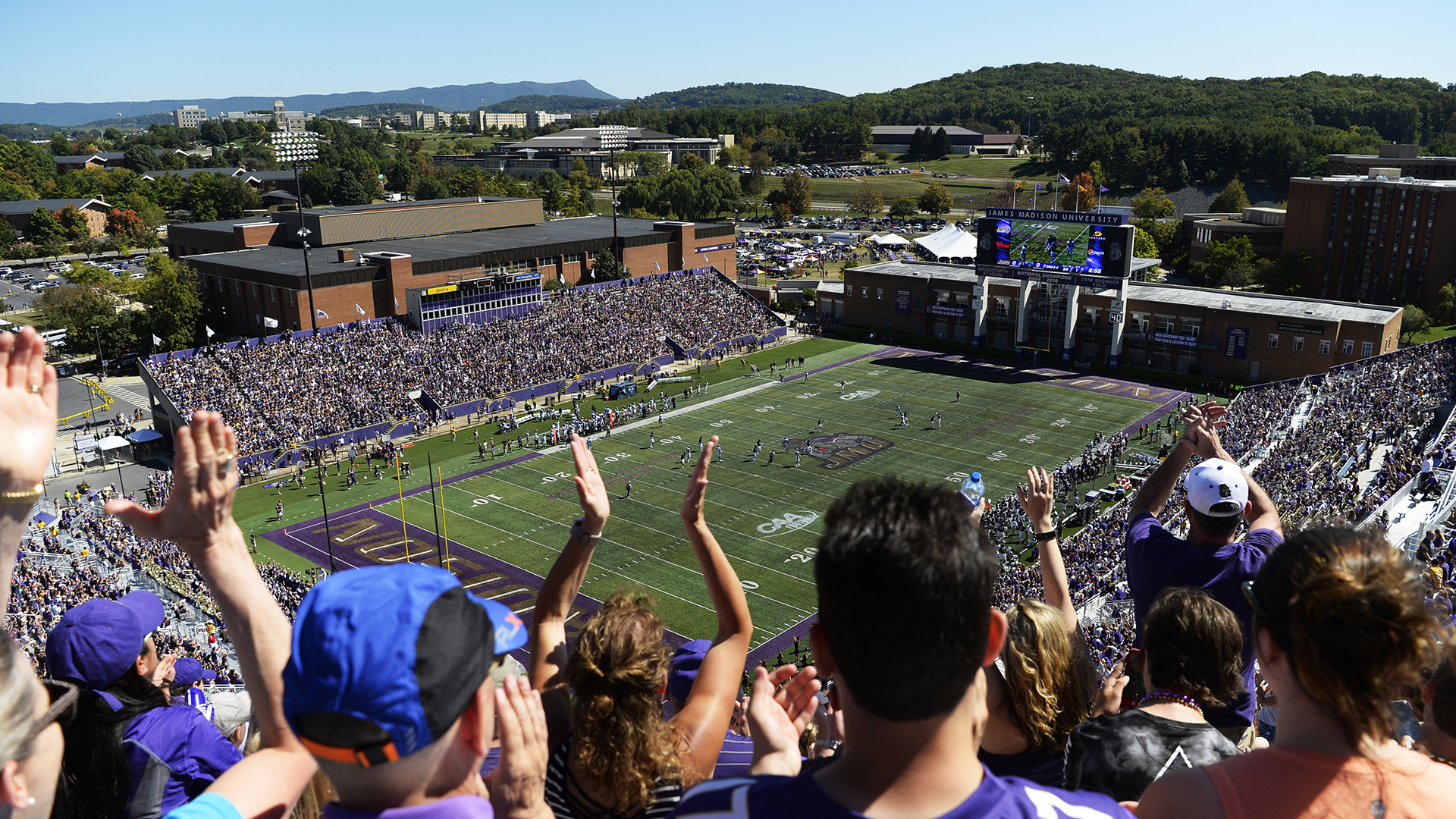 Football, Administration: JMU Releases 2018 Football Broadcast Schedule