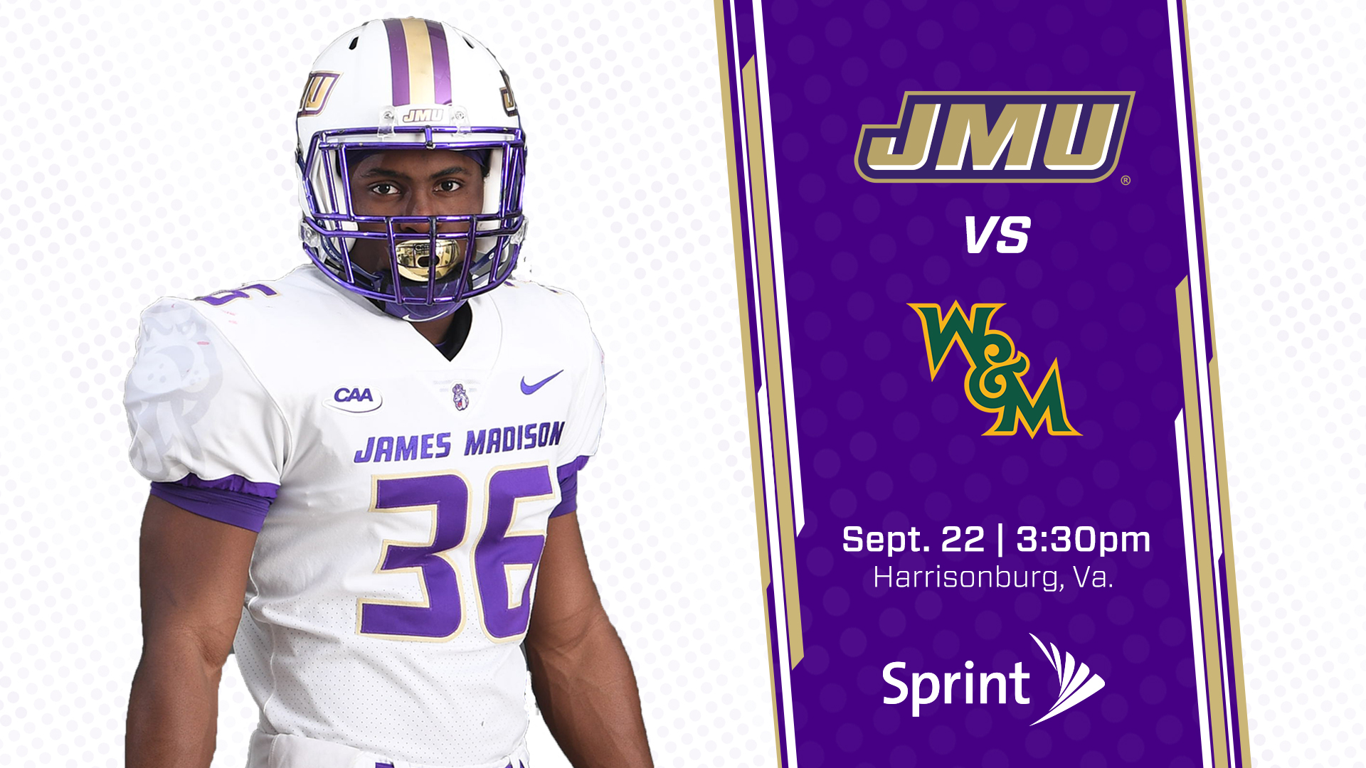Football: No. 2 JMU Faces Off Against William & Mary in CAA Opener