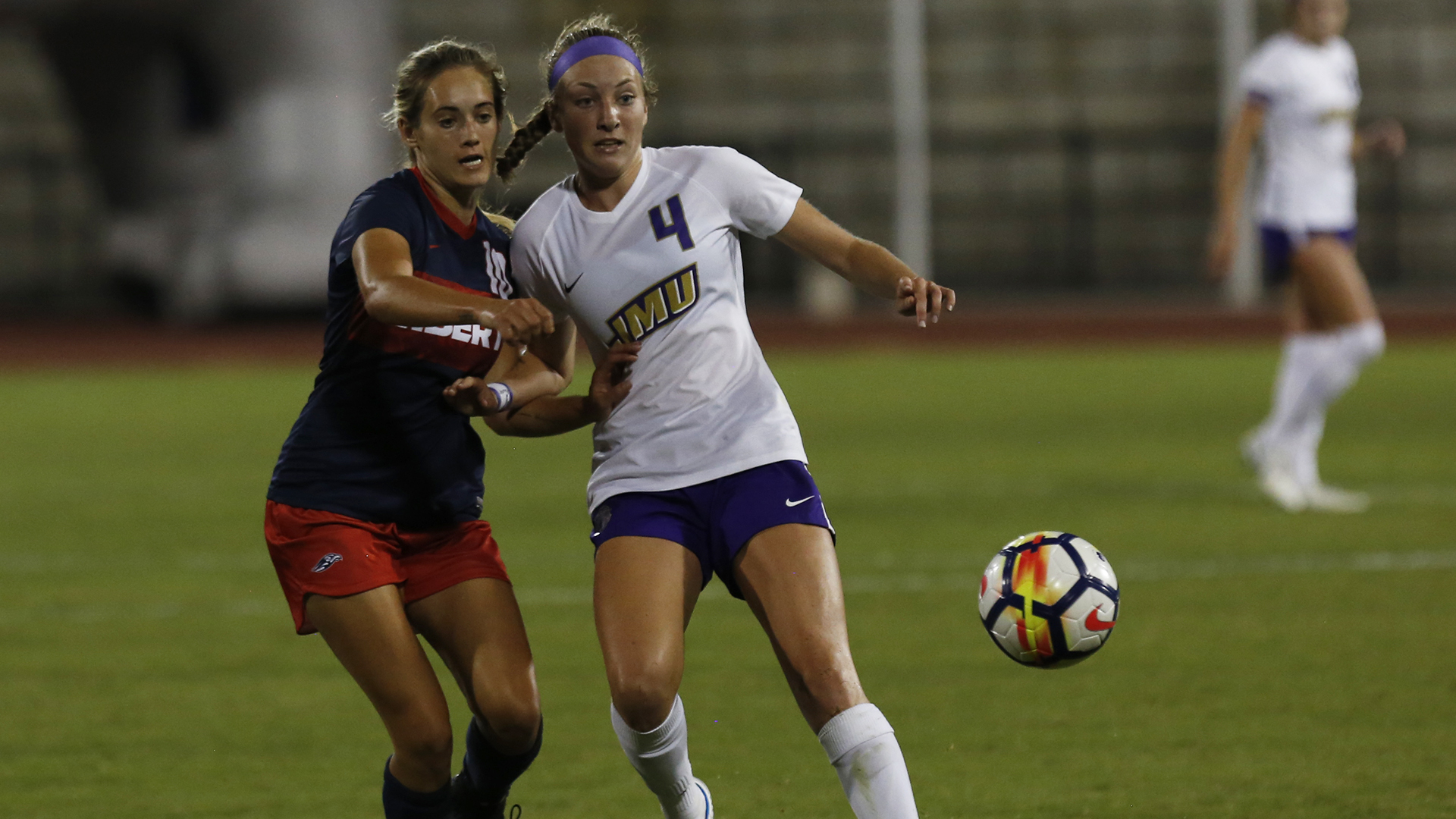 Women's Soccer: Dukes Open CAA Play With 1-0 Win at Drexel