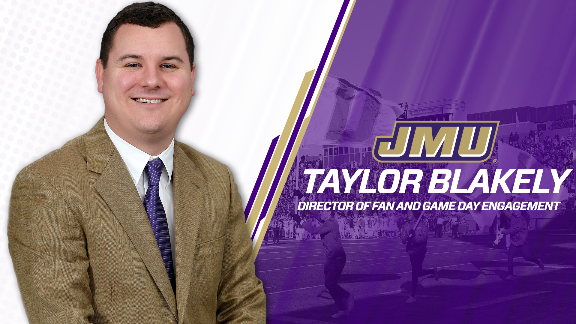 Promotions, Ticketing: Blakely Hired as Director of Fan and Game Day Engagement