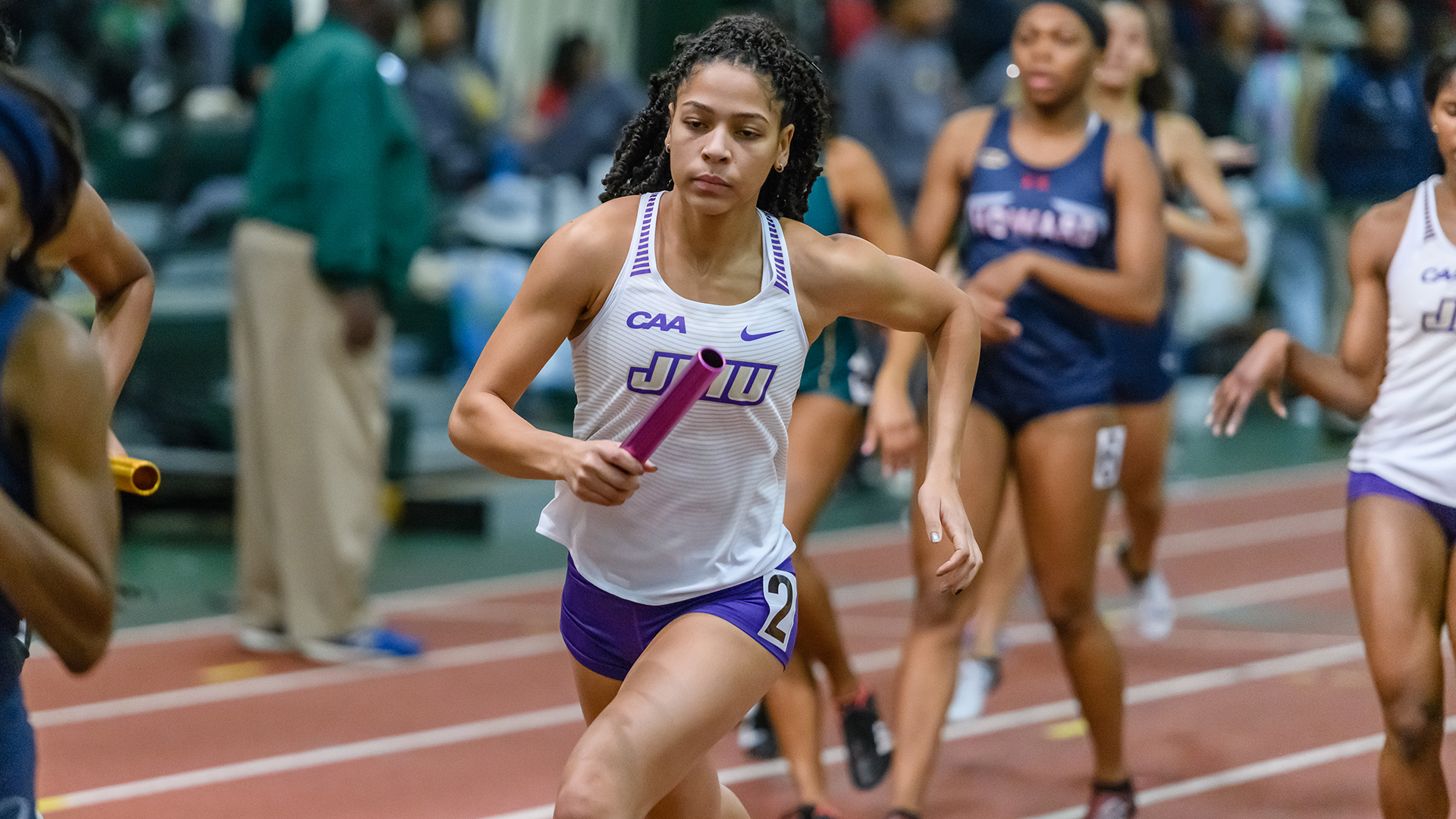 Track & Field: Relays Qualify for ECACs at Day One of Keydet Invitational