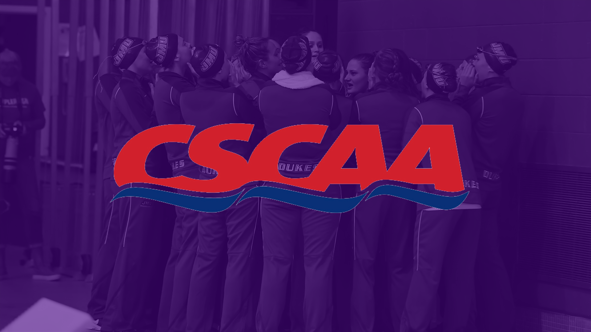 Swimming & Diving: Dukes Named to CSCAA Scholar All-America Team